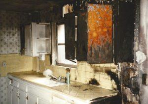 Fire Damage Restoration-St. Augustine