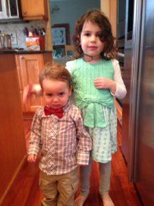 Olivia and Gideon